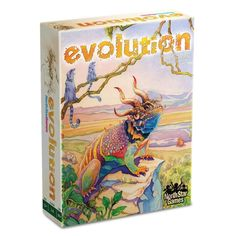 North Star Games Evolution Board Games in Board Games. Fun Board Games, Fun Games, Top Christmas Toys, Alone Game, Evolutionary Biology, Future Games, Nature Artists, Strategy Games, Best Games