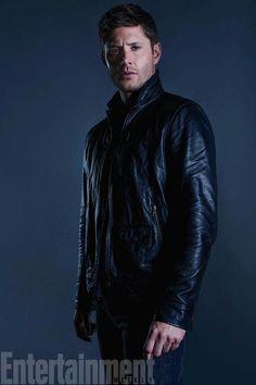 SPN...damn dean in a leather jacket is ugh *-*