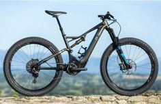 Specialized Turbo Levo FSR, la primera mountain bike eléctrica de Specialized