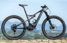 Specialized Turbo Levo FSR, la primera mountain bike eléctrica de Specialized