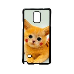 pokemon pikachu for phone case Samsung Galaxy Note 2/3/4/5/edge