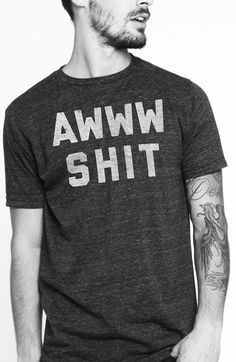 Awww shit tee Funny Mens Shirts 6b615bdea66