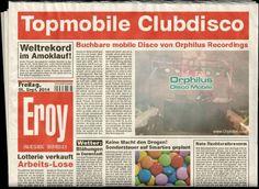 Mobile Clubdisco für Private und Gewerbe