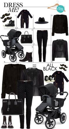 b8c4d689475 Dress Me  All Black Pret a Pregnant