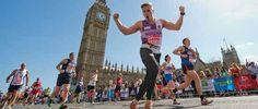 London Marathon Event Info