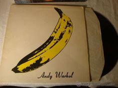 LP LOU REED VELVET UNDERGROUND & NICO 1967 LABEL MGM 2315 059 SUPER, PORTADA EX DISCO EX+ RARO