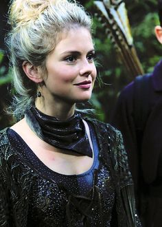 Tinkerbell - Rose McIver in Once Upon a Time Season 3.