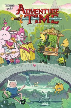 Adventure Time (2010) Issue #66
