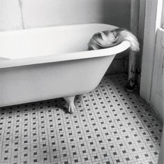 Photograph: New York, 1980, by Francesca Woodman