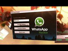 Whatsapp spy tool which can be actually used in as many ways you want to use it you use other whatsapp accounts with this tool and you can see their all  messages and voice logs they did on that account you can even use that whatsapp account as your own account as the account owner and do whatever you need.  Download Now: http://tinyurl.com/le8ncko