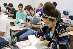 #College class takes on issues of #race and identity using #DNA testing of saliva...