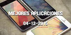 Mejores aplicaciones para iPhone y iPad 4 de diciembre http://iphonedigital.es/aplicaciones-para-iphone-04-12-2015/ #iphone
