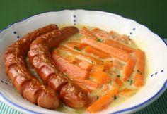 14 hagyományos, mégis kicsit elfeledett főzelék Hungarian Recipes, Hungarian Food, Vegetable Seasoning, Fresh Bread, Pork Roast, Poultry, Holiday Recipes, Stew, Sausage