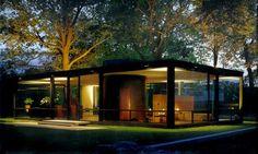 casa de cristal johnson - Buscar con Google