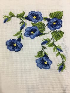 Cross Stitch Flowers, Cas, Crochet Projects, Cross Stitch Fruit, Cross Stitch Rose, Herb, Cross Stitch Embroidery, Cross Stitch Letters, Counted Cross Stitches
