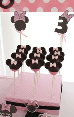 Minnie Mouse Birthday Party Ideas   Photo 8 of 15   Catch My Party