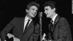 Singer Phil Everly -- one half of the groundbreaking, smooth-sounding, record-setting duo, the Everly Brothers -- has died, a hospital spokeswoman said.  He was 74.  Patricia Aidem, a spokeswoman at Providence St. Joseph Medical Center in Burbank, confirmed Everly's death on Friday, but could not provide additional details, citing the family's request.