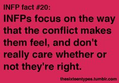 Well, I do care a little bit if I'm fighting for the right thing. :D