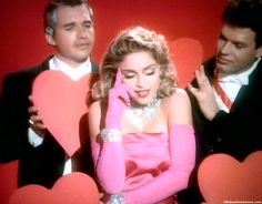 Madonna in Material Girl Video – Captures | all about Madonna