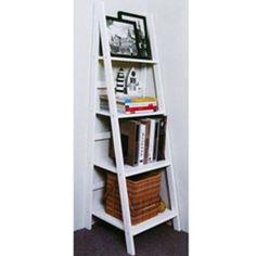 ladder storage shelves - Google Search