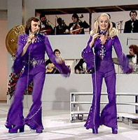 Belgium's Nicole and Hugo - Eurovision 1973
