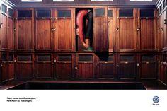 Volkswagen Park Assist Locker Room