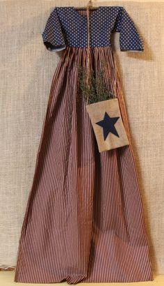 Americana/Liberty Dress