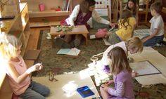 ¿Qué es la pedagogía Montessori?