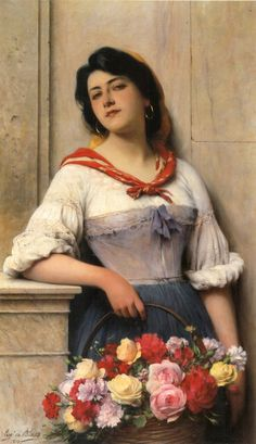 Eugene de Blaas ~ Academic painter | Part.1 | Tutt'Art@ | Pittura * Scultura * Poesia * Musica |