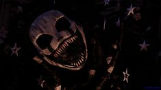 (Stylized Nightmarionne Contest Entry) by ThatDroidGuy Marionette Fnaf, Fnaf Wallpapers, Scary Games, Fnaf Characters, Fnaf Drawings, Scary Art, Anime Fnaf, Freddy S, Five Nights At Freddy's