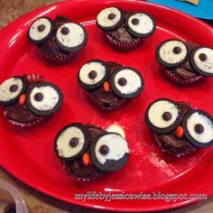 My Life: Owl Themed Birthday Party