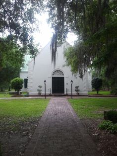 Old St. Andrews. Charleston, SC-Look at this spot in SC-Everywhere in SC is like a walk to a dream--this Chruch is facinating and the area around it as well-Must see it again!