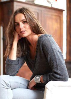 Pull Brigitte - Lookbook Automne Hiver - www.sezane.com  #sezane #lookbook #pull #brigitte