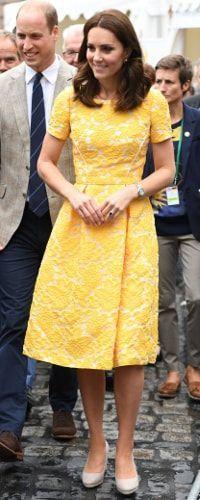 20 Jul 2017 - Duchess of Cambridge visits Heidelberg during Royal Tour Germany