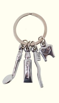 Dental Keychains: You must grab it :)…