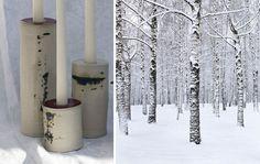 MadeinNorwayNow - Blogg om Norsk design - Design - Interiør - Kultur - Fashion - Bunad Norway Design, Traditional Art, Candles, Places, Nature, How To Make, Inspiration, Biblical Inspiration, Lugares