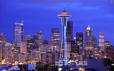Seattle,Washington,USA  I can't wait to go! :-D