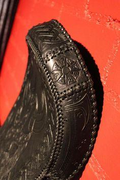 Leather Seats, Leather Saddle Bags, Leather Art, Tooled Leather, Custom Leather, Leather Tooling, Motorcycle Tank, Motorcycle Seats, Motorcycle Leather