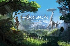 Horizon Zero Dawn is an upcoming action role-playing video game in development by Guerrilla Games and published by Sony Computer Entertainment for the PlayStation 4 in 2016.