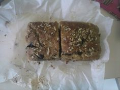 Gluten Free Banana loaf from the Healthy Chef