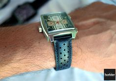 (Rewind) 30′ on the wrist with the TAG Heuer Monaco Calibre 11 Steve McQueen Boutique Edition
