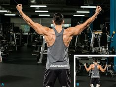 Haven't felt your lats for a while? You will after trying these novel variations of staple back-building movements like the pull-down, pull-up, and row!