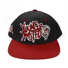 YOUNG AND RECKLESS MENS COLLAB SNAPBACK 925f03c339a4