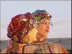 tribal turban