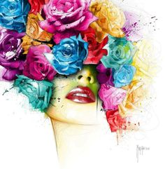Outstanding Paintings by French Artist Patrice Murciano