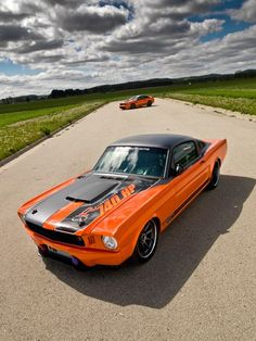 1965 Mustang Producer - Ringbrothers