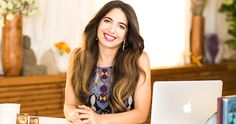 Marie Forleo will help you create a business and life you love. http://www.marieforleo.com/