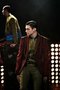 Jonathan Saunders - London Fashion Week Fall 2014 -  NYTimes.com