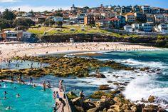 Bronte Beach - Sydney, Australia. #australia #sydney #beach / / / / / Check out more travel photos and articles on my travel blog, frugalfrolicker.com