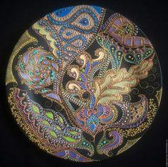 Тарелка декоративная Lola